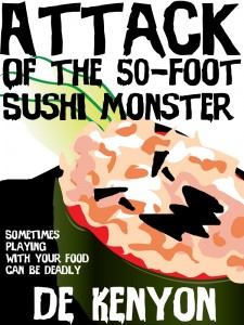 Attack of the Sushi Cover