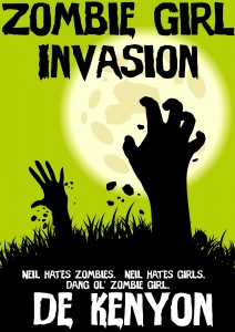 Zombie Girl Invasion
