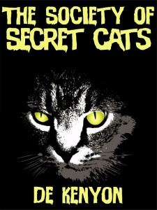 Society of Secret Cats Cover