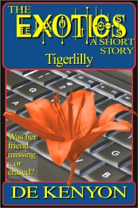 Tigerlilly Cover