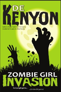 Zombie Girl Invasion, by De Kenyon