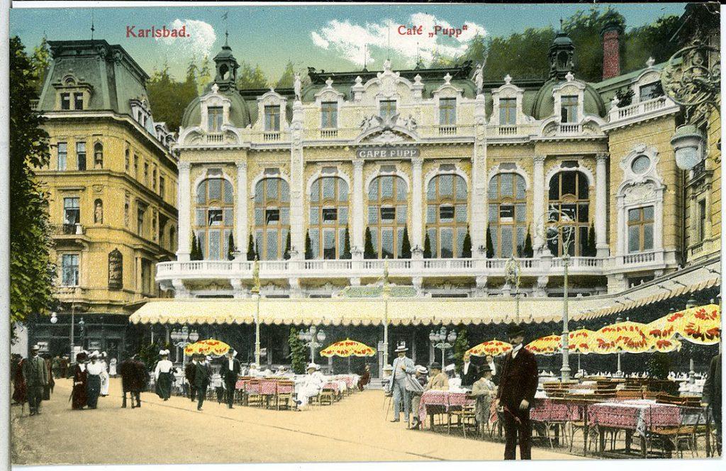 Grandhotel Pupp 1912