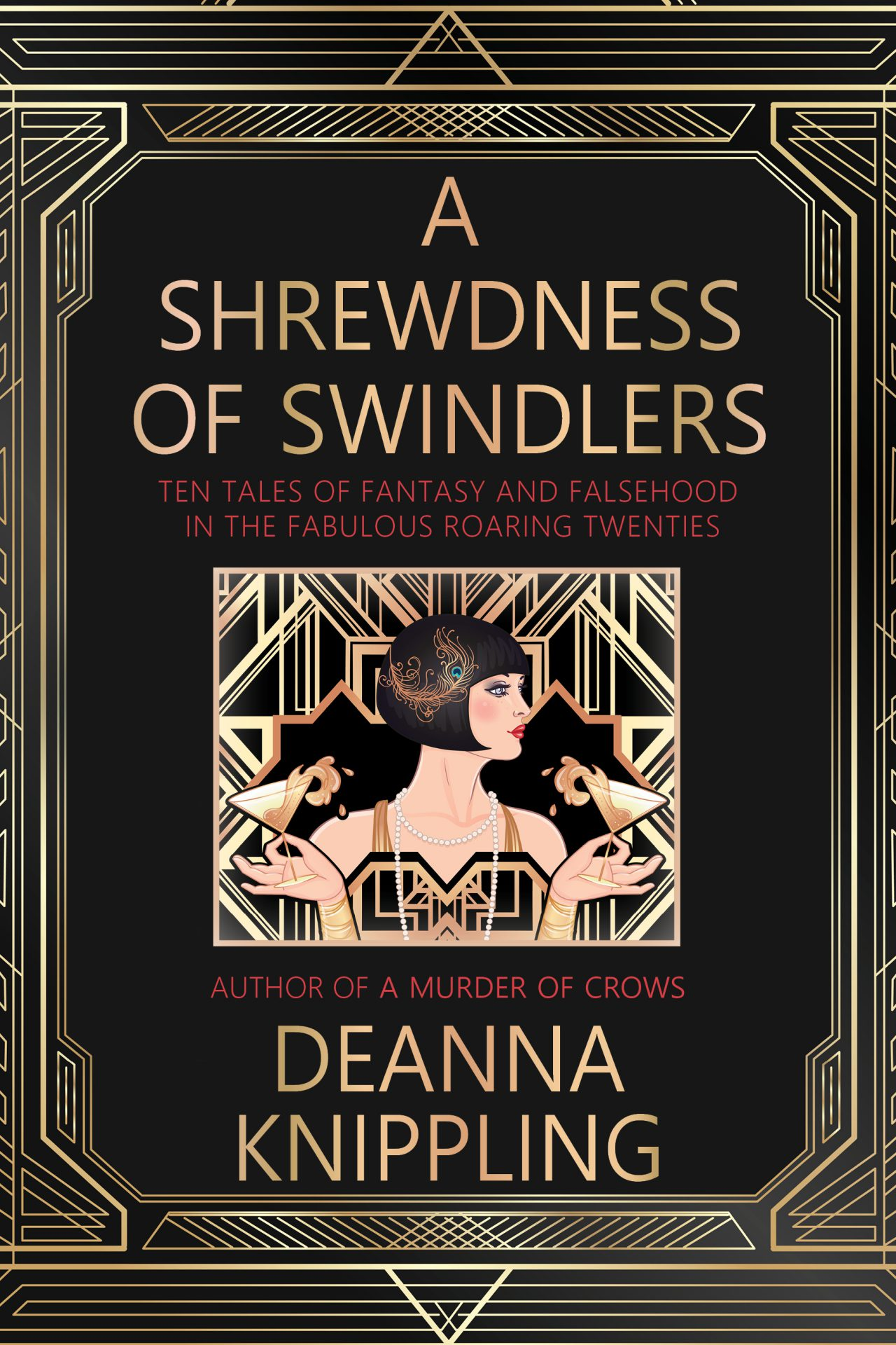 Cover of A Shrewdness of Swindlers